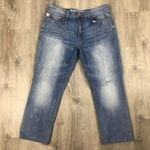 Marc Moto Distressed jeans - size 34